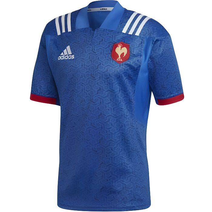 73fe2aab539e6 Maillot equipe de france rugby - Achat / Vente pas cher