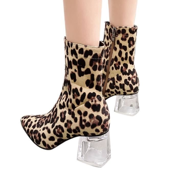 best cheap 0b6b1 46972 femmes-leopard-cristal-epais-hauts-talons-zip-talo.jpg