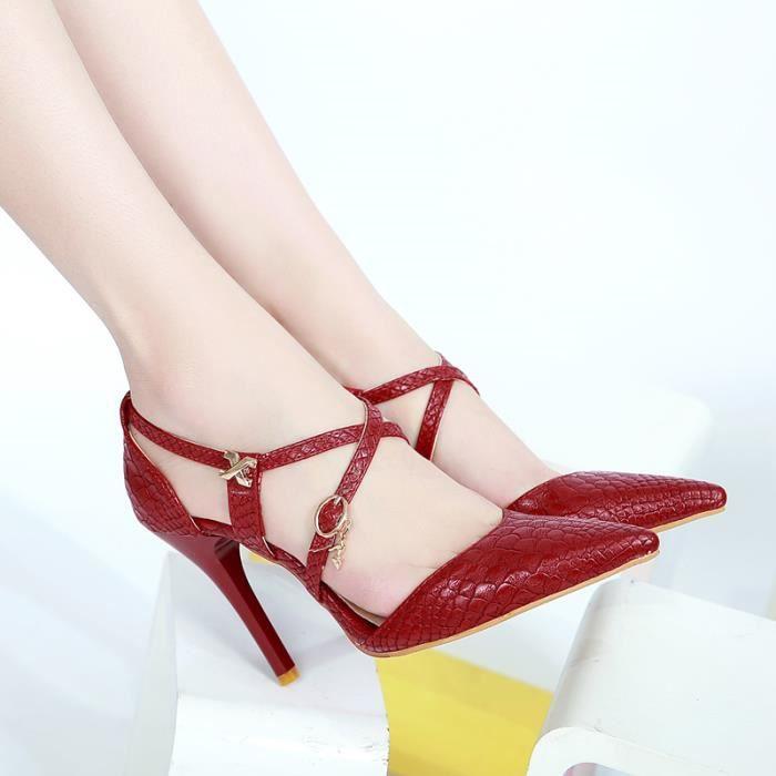 Nouveau Sandales Des chaussures à talons hauts ...