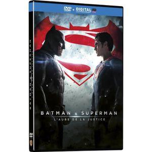 DVD FILM DVD Batman v Superman : L'Aube de la justice