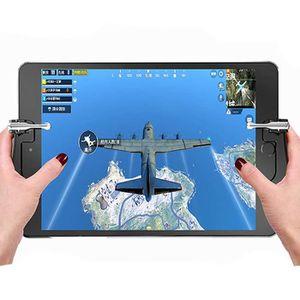 ADAPTATEUR MANETTE Manette de jeu portable déclencheur PUBG mobile ip