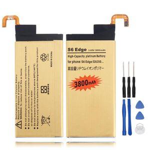 Batterie téléphone Batterie Haute Capacité pour Samsung Galaxy S6 Edg