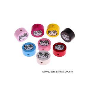Perles Perles Hello Kitty lunettes de soleil - couleurs H