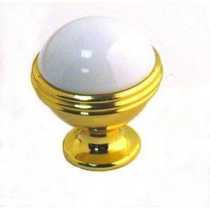 Trendy poigne bouton meuble bouton de porte et tiroir de meuble en laiton poli with coin de - Coin de meuble en laiton ...