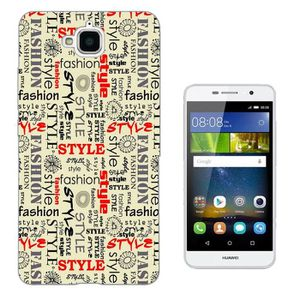 coque silicone huawei ascend y550