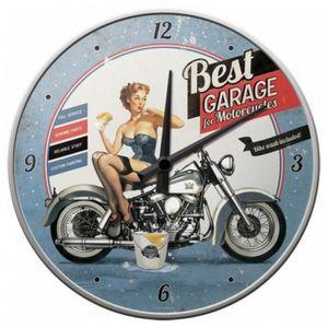 horloge harley achat vente horloge harley pas cher soldes d s le 10 janvier cdiscount. Black Bedroom Furniture Sets. Home Design Ideas