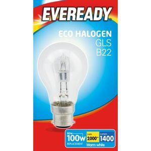 10x 6W led couleur vert gls A60 ampoule lampe bc B22 à faible consommation d/'énergie 110-265V