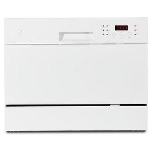 LAVE-VAISSELLE MEDION® Lave-vaisselle 6 couverts (MD 16698)