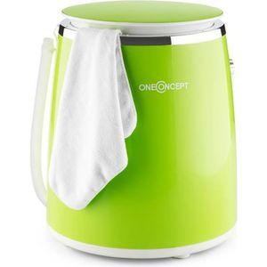 LAVE-LINGE oneConcept Ecowash-Pico Mini machine à laver lave-
