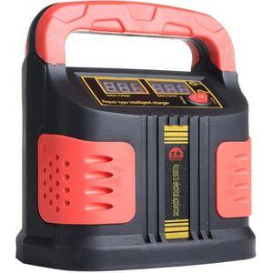 CHARGEUR DE BATTERIE TEMPSA 200Ah 14A Voiture Chargeur de batterie LCD