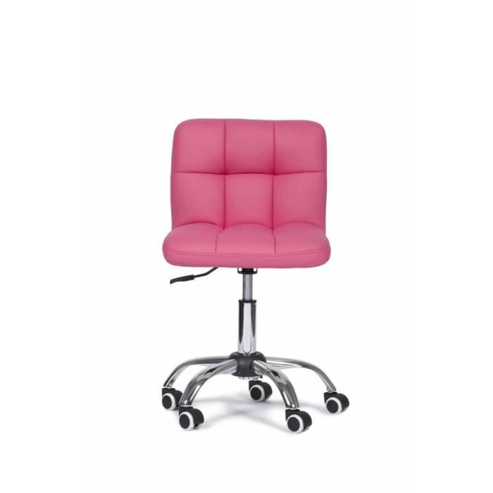 CHAISE DE BUREAU Chaise De Bureau Zuni Fushia