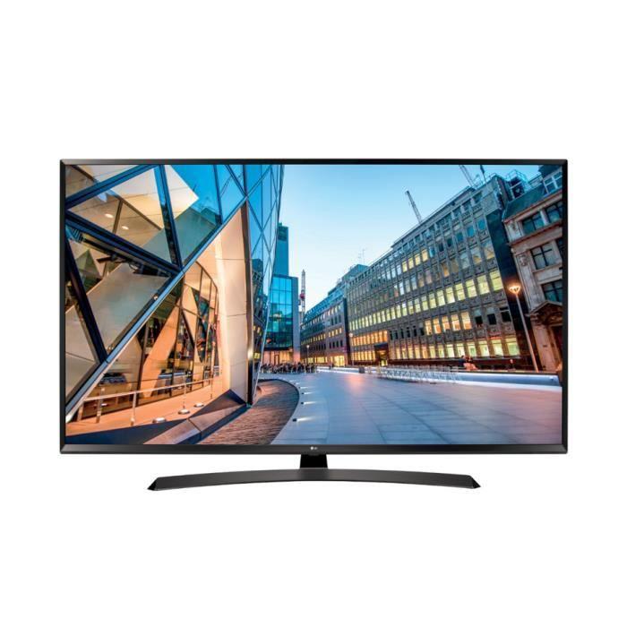 """Téléviseur LED LG 65UJ634V, 165,1 cm (65""""), 3840 x 2160 pixels, L"""