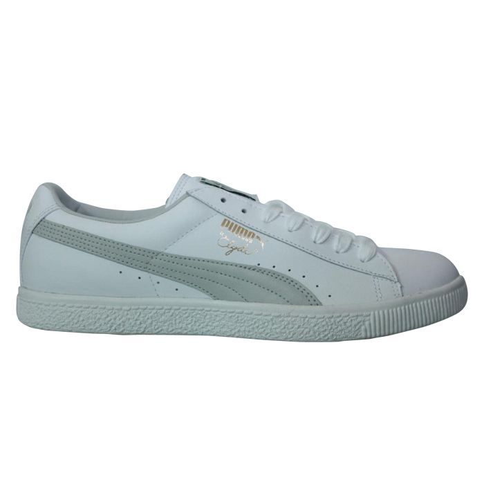 Chaussures Puma Clyde turquoise homme HykYjK