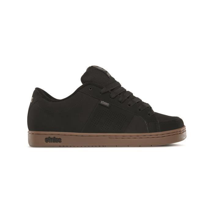Chaussure Etnies Kingpin Noir-Gum-Gris