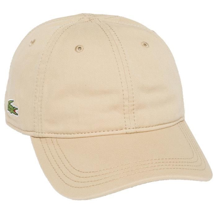 aab2f567b4 Lacoste Homme Casquettes / Casquette Snapback & Strapback Classic ...