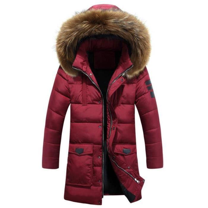 new product 9d022 a9b9e parka-capuche-fausse-fourrure-homme-hiver-mi-longu.jpg