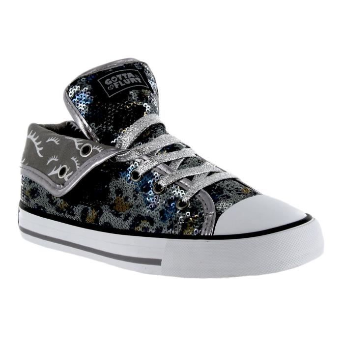 Black Hi Lace Top Taille Madagascar Sneakers 39 B70he Up Xwpp6q