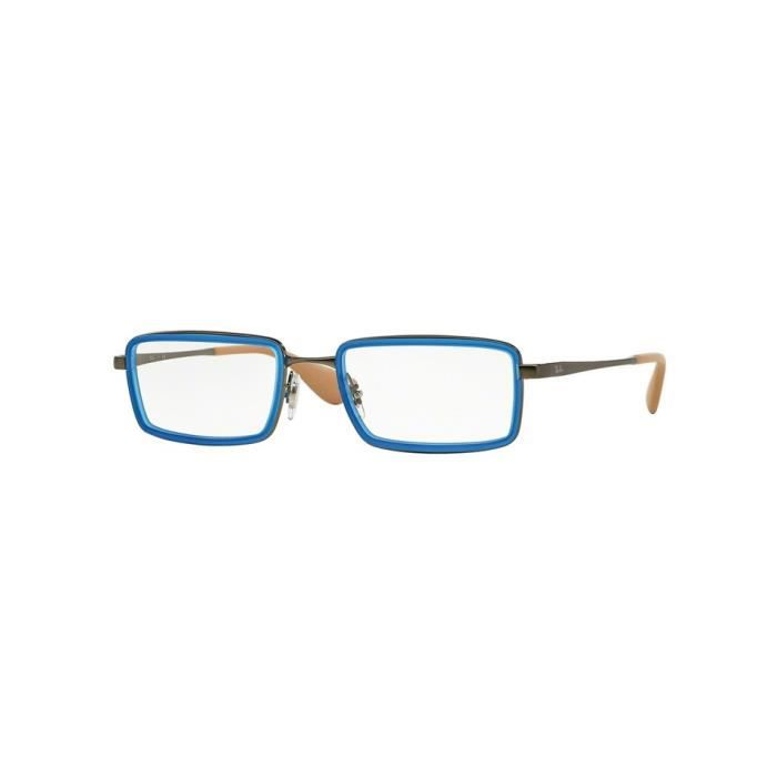 b0f59e9e9a Lunettes de vue Ray-Ban Homme RX6337 2620 Bleue 53 x 31,4 - Achat ...