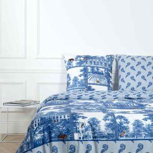 parure drap 90x200 achat vente parure drap 90x200 pas cher cdiscount. Black Bedroom Furniture Sets. Home Design Ideas