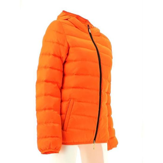 6c7ab03ffe22 Armani Orange Emporio Achat Ea7 Vente Femmes Doudoune U1Snw5fnxq