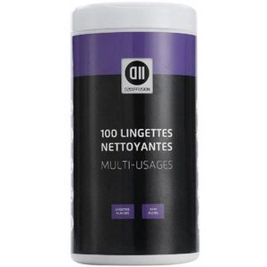 D2 Boîte de 100 lingettes nettoyantes