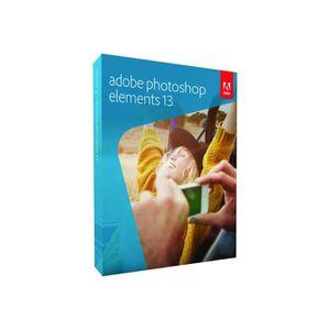 MULTIMÉDIA Adobe Photoshop Elements (v. 13) pack de boîtiers