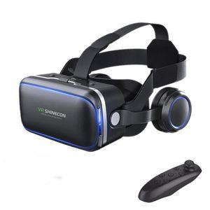 LUNETTES 3D VR shinecon 6.0 casque version lunettes de réalité