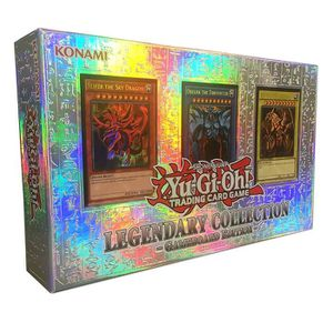 CARTE A COLLECTIONNER Yu Gi Oh! - Packs Edition Spéciale - Legendary Col