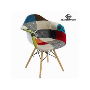 CHAISE Chaise pp patchwork by Craften Wood -  -