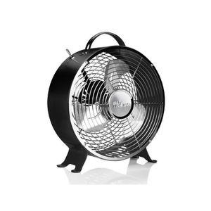 VENTILATEUR DE PLAFOND TRISTAR Ventilateur de sol Ø25 cm noir
