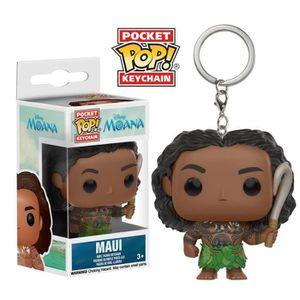 PORTE-CLÉS Porte-Clé Pocket Pop! Disney - Moana: Maui