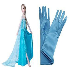 DÉGUISEMENT - PANOPLIE Costume Complet Panoplie Princesse Robe et Gants E