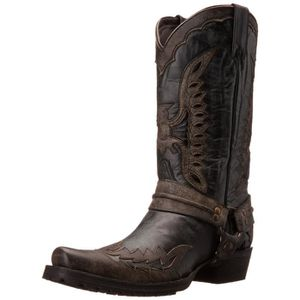 BOTTE Outlaw Eagle Western Boot TMAKT Taille-41