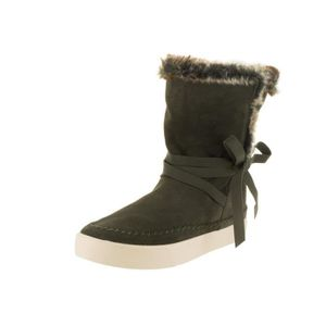 MOCASSIN Toms Women's Vista Boot QWY2R Taille-41