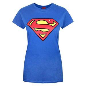 f2529e1e32e4d T-shirt Superman - Achat   Vente pas cher - Soldes  dès le 9 janvier ...