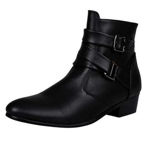 Chaussures homme montantes
