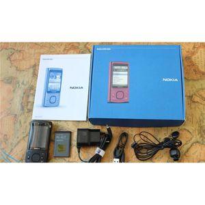 TELEPHONE PORTABLE RECONDITIONNÉ Nokia 6700 Slide Téléphone portable débloqué recon