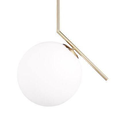 À Laiton Suspension Lampe Métal En Rond Jour Relaxdays Abat Globe JTlKF1c