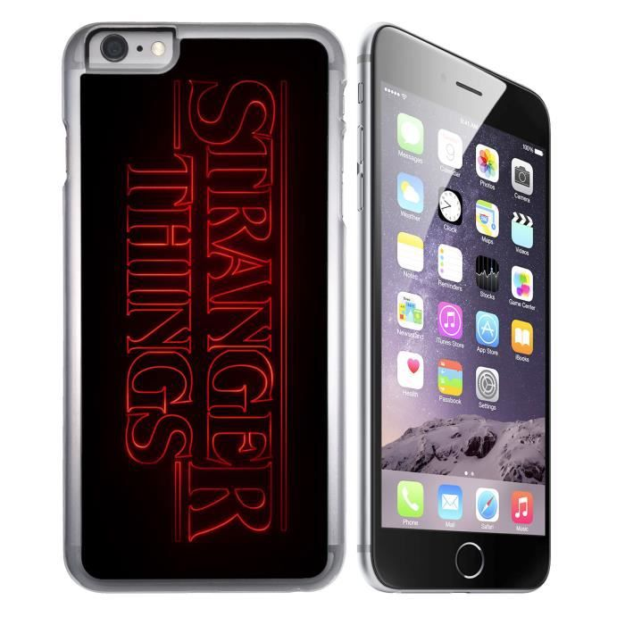 strangers things coque iphone 7