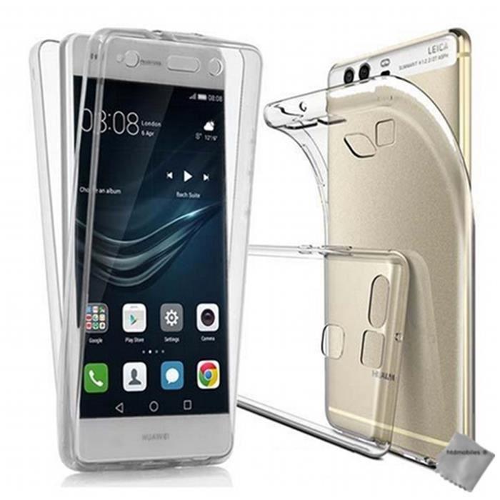 coque telephone transparente huawei p9 lite