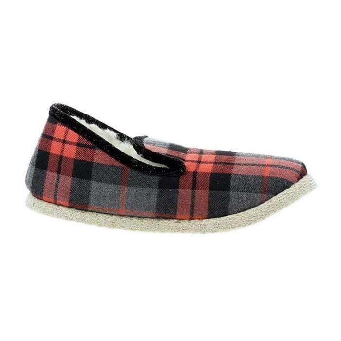 chaussons / pantoufles cerelles femme rondinaud d-h18-cerelles-f