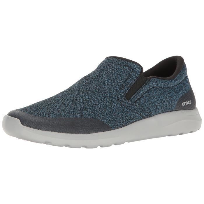 Crocs Statique kinsale Slip-on M Sneaker Fashion V3LXY Taille-43 dzScng