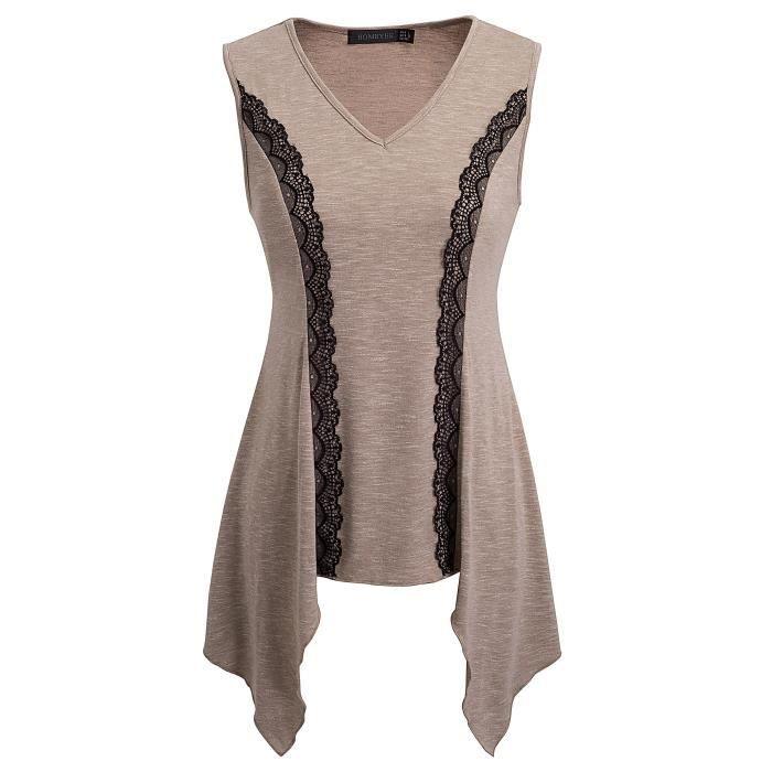 blouse de travail femme sans manche achat vente pas cher. Black Bedroom Furniture Sets. Home Design Ideas