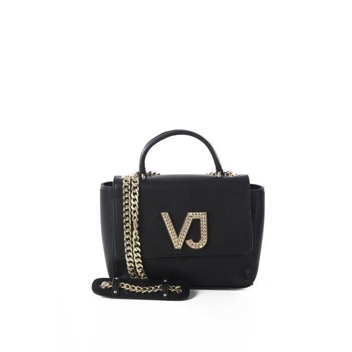 Sac Bandoulière En Chaine Tendance Vrbbc6- Versace Jeans ,U 899 Noir