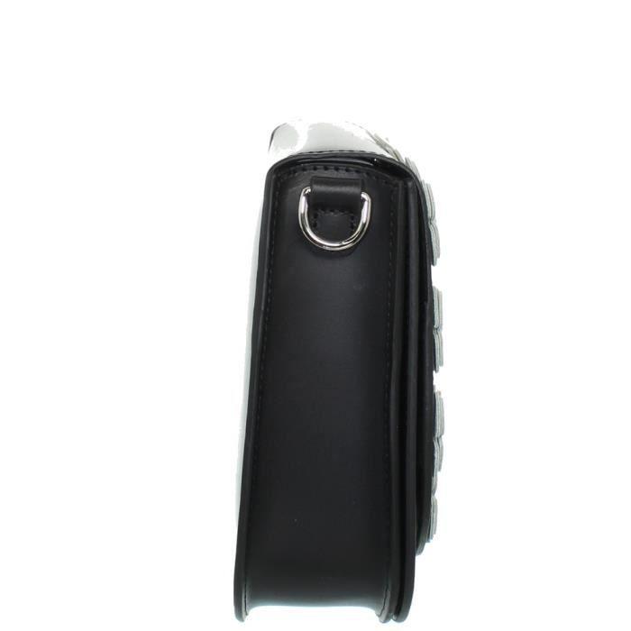 travers ivoire cuir Noir porté Sac et ref Lancaster lan41859 noir q8t7wz5x7