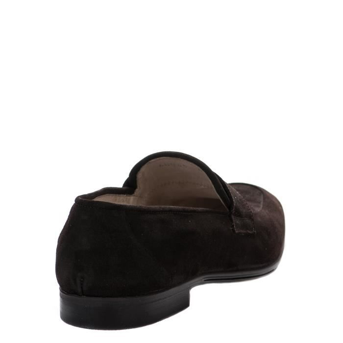 Mocassins homme - FIRST COLLECTIVE - Marron - 19753