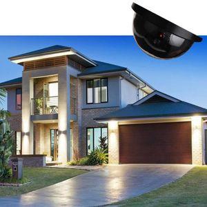 CAMÉRA FACTICE 4x Fausse caméra de sécurité de surveillance facti