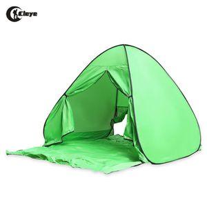 PARASOL - ABRI DE PLAGE Tente de plage CLEYE automatique léger waterproof