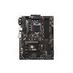 CARTE MÈRE MSI Z370-A PRO Carte mère Intel Z370 LGA 1151