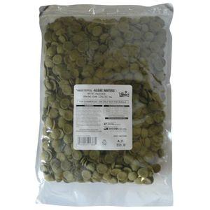 EXTRUDÉ - EN GRANULÉ Nourriture poisson tropicaux Mini Algae Wafers 1 k